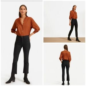 Everlane Kick Crop jeans size 27
